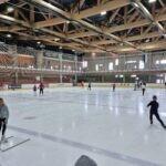 Harjumaa Lasterikkad MTÜ perehommik Tondiraba jäähallis